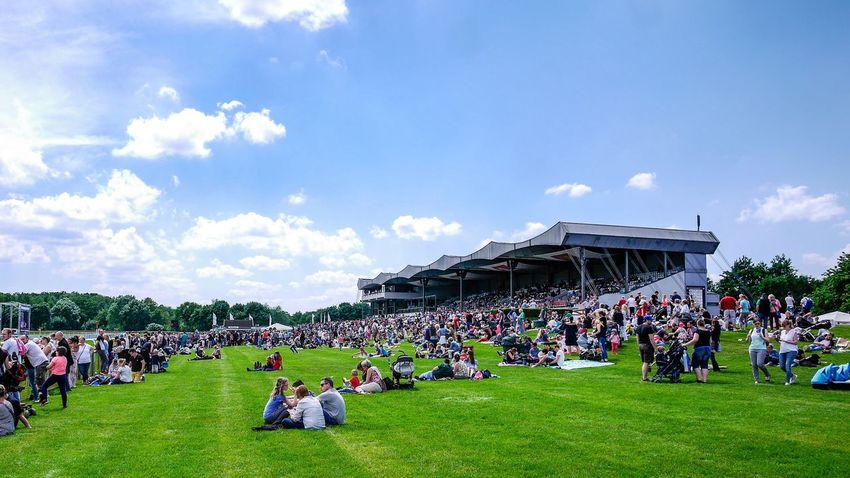 Pferderennbahn Hannover Racecourse Horseracing Sunny Day Enjoying The View EyeEm Best Shots EyeEm Best Edits