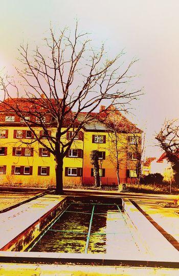 Halle (Saale) Hallesaale Parks