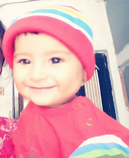 Sweet n cute baby.... First Eyeem Photo