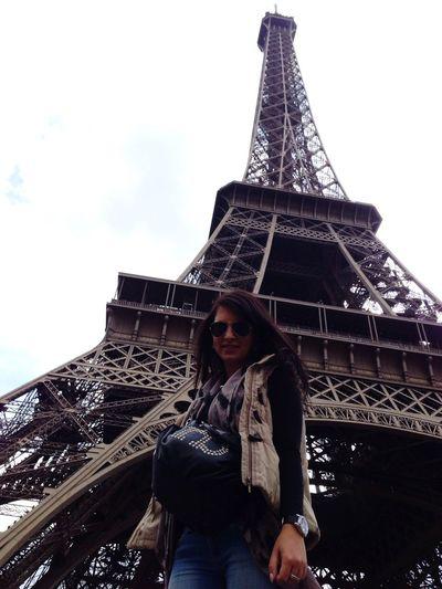 Memories from Paris :) ParisEiffeltower Parisfrance Holiday Memories Missthosedays