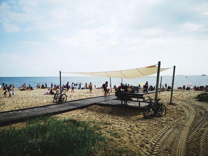 Sopot Water Sea