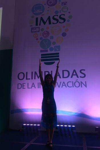 Olimpiadasdelainnovacion IMSS Cdmx Creatividad Pasión  Emprendedores Amor Entrega Untantorebelde