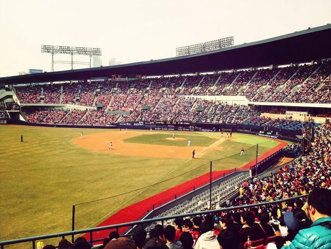 go go tigers!! Taking Photos Baseball