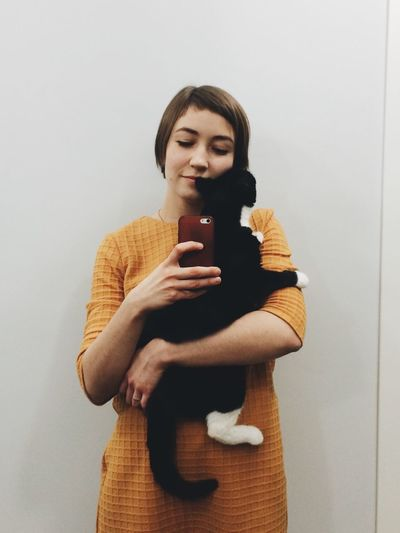 Cat Girl Mirror