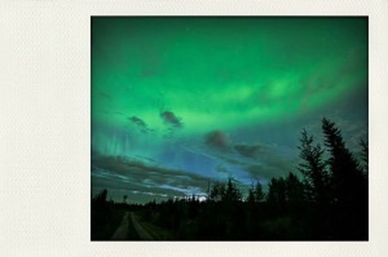 Northern Lights Taking Photos Check This Out Beautiful