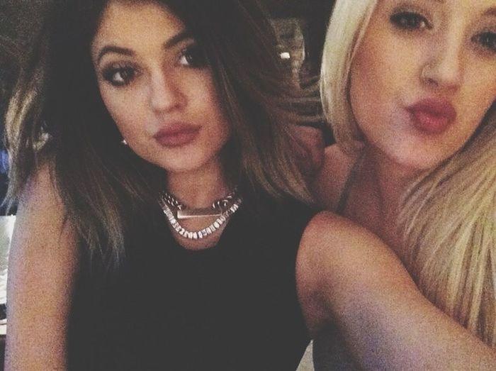 babes Anastasia Karanikolaou Kylie Jenner