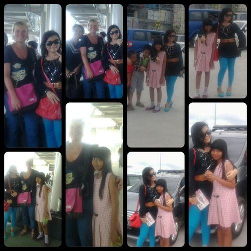 At The Airport Kualanamu International Family
