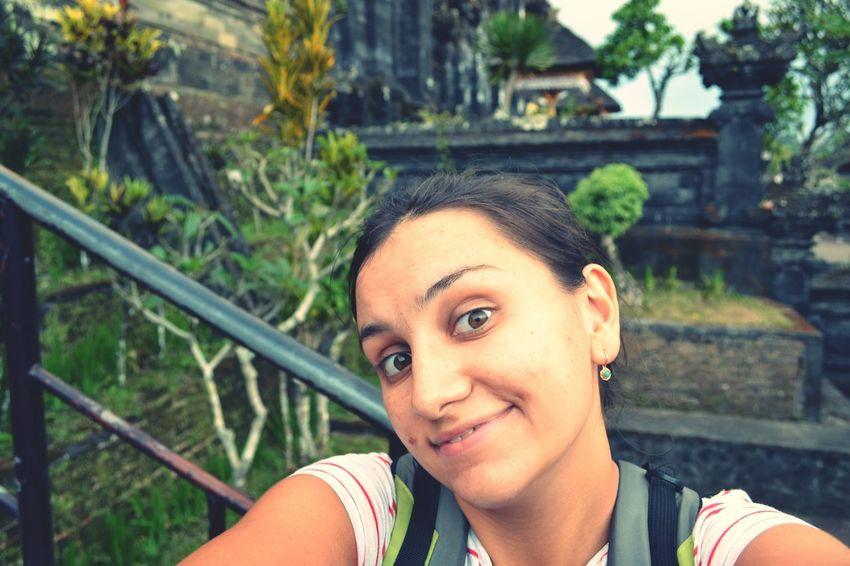 That's Me Baliphotography Wonderful View The Week Of Eyeem EyeEm Indonesia Volcano Mt. Agung Besakih Temple EyeEm Nature Lover Smile ✌