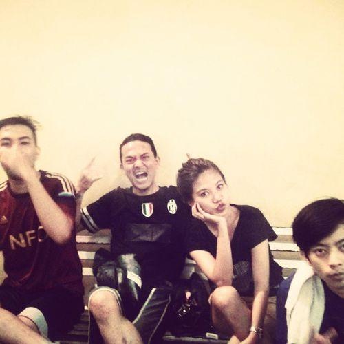 Biar fresh..💪💪 Futsal StongBoy