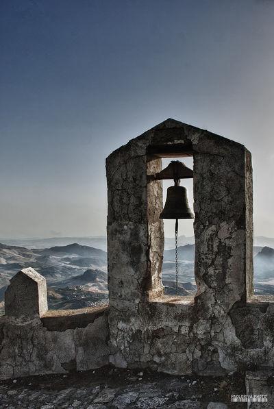 Bell Sicily Sicily, Italy History Italy No People Outdoors Sky