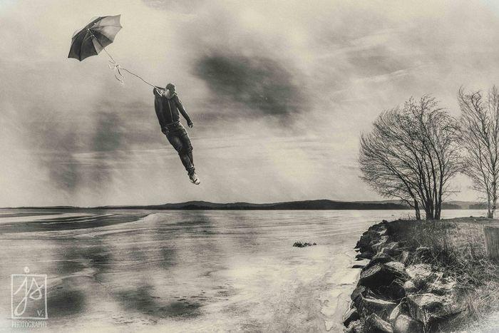 Lakeshore Lakeside Poppins Umbrella