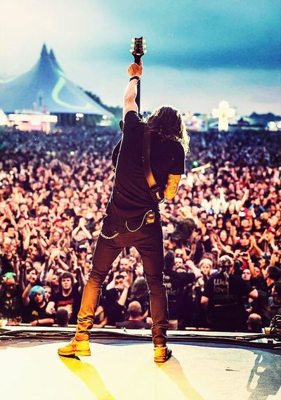 Myles Kennedy Alter Bridge My Favorite Singer Awesome Guitarist