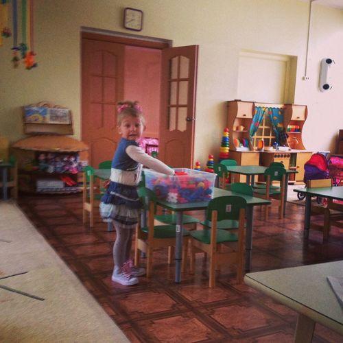 Первый раз в детский сад Детский сад 1сентября
