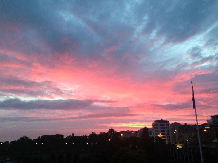Nofilter Cloudporn Colors Sunset