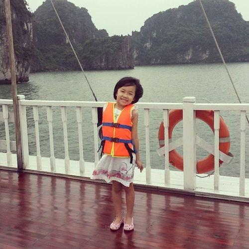 ♡.♥ Morning FiveByAll Halongbay Junk Vietnam