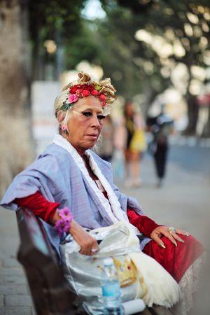 Portrait Stories From The City City Women Beautiful Woman Portrait Consumerism City Street Street Inner Power The Portraitist - 2018 EyeEm Awards