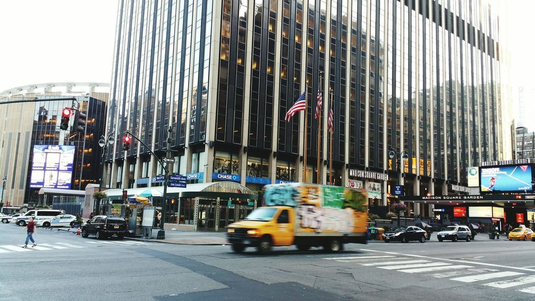 New York City NYC Hanging Out Taking Photos Madison Square Garden New York Penn Station NYC Photography I Heart New York