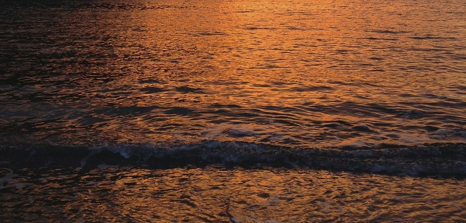 Sunset Water Golden Glow Shoreline Ripples In The Water Light And Shadow Ibiza Beach Winter Colors Ibiza