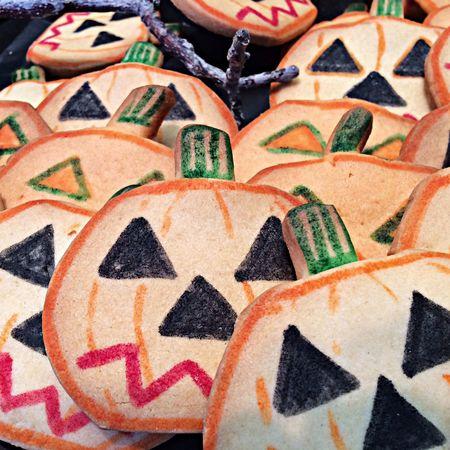 Ginger Pumpkins Snapshot Halloween