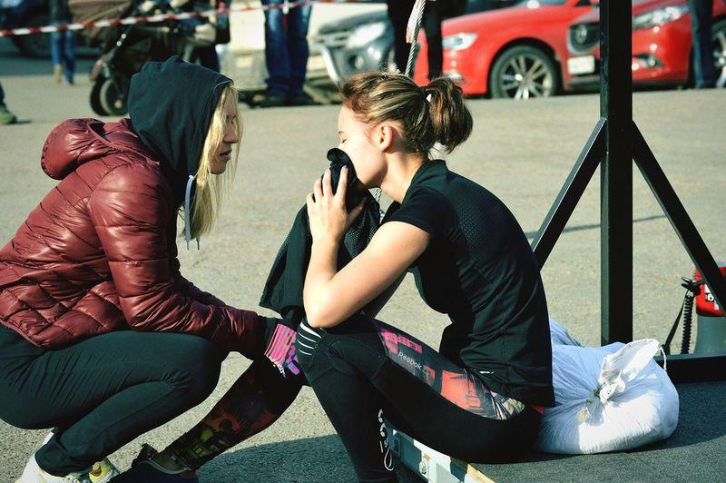 Krossfit EyeEm Selects Women Combat Sport Gym Strength Training Sports Target Cross Training