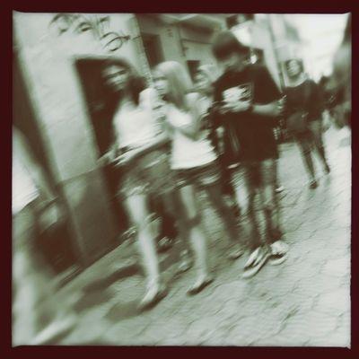 Streetphotography Blackandwhite Hipstamatic Street Portrait