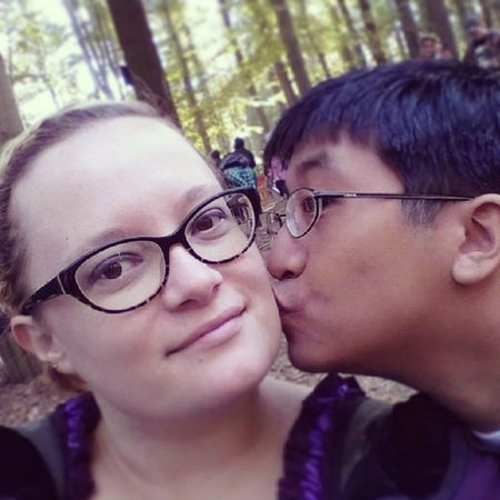 A little Renaissance Faire romance! Lovey Mdrf Kisses