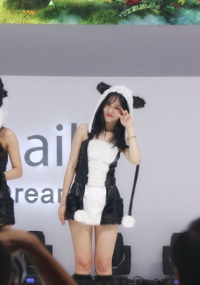 展台女孩 Chinajoy Showgirl 上海