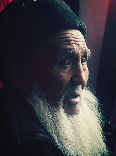 Van Villige Ulupamir Ali Muhammed Han Old Man