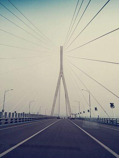 Bridge 인천대교 영종도