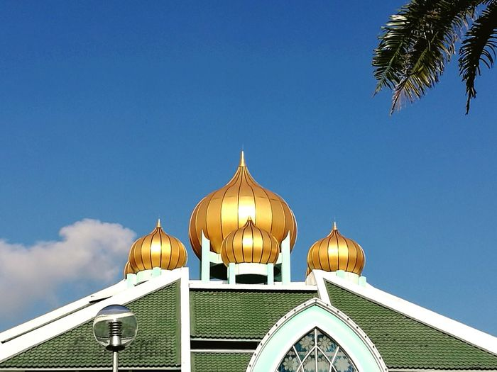 Architecture Sky Outdoors Masjid Usm