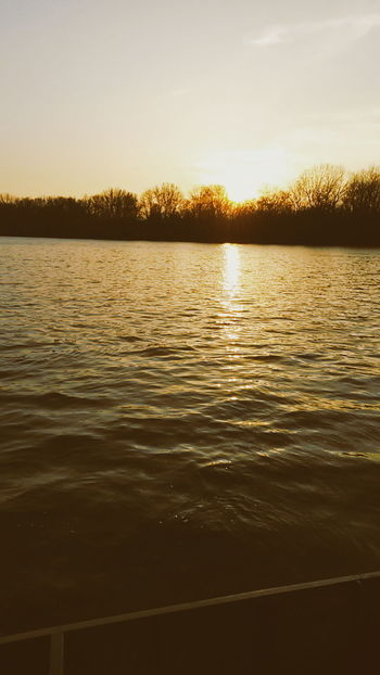 Sunset Water Nature Rippled Sky Beauty In Nature Outdoors Tranquility No People Tranquil Scene Tree Day Tisza River Hungary Hungarian Itsmylife Itsmyhome Myhome Myhometown Myhomeland Myhomesweethome