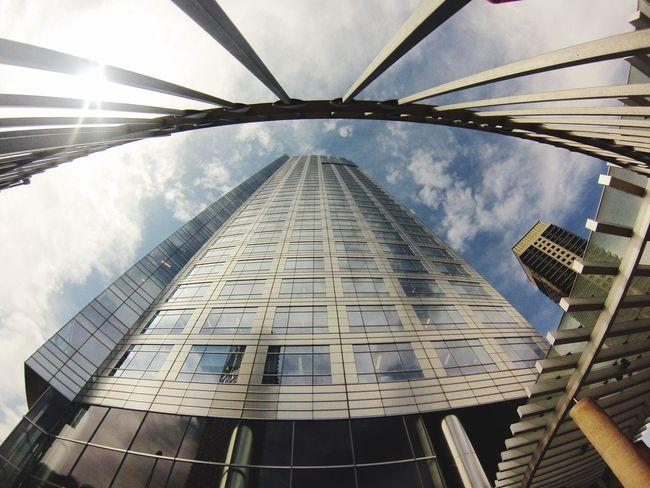 Architecture Modern Skyscraper Cesarpelli Corporate Business EyeEmNewHere The Architect - 2017 EyeEm Awards