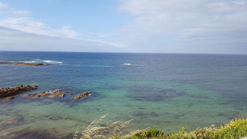 Playa de Foz en Lugo Galicia Beach Galicia, Spain
