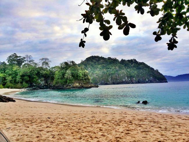 Hello World Beachphotography Teluk Hijau ( Green Bay ) Banyuwangi :)