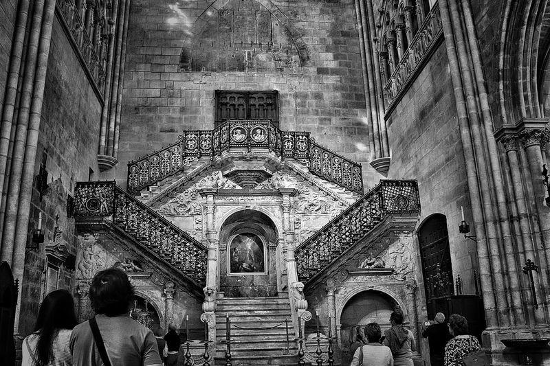 Catedraldeburgos SPAIN Burgos Escalinata Religion Built Structure Architecture