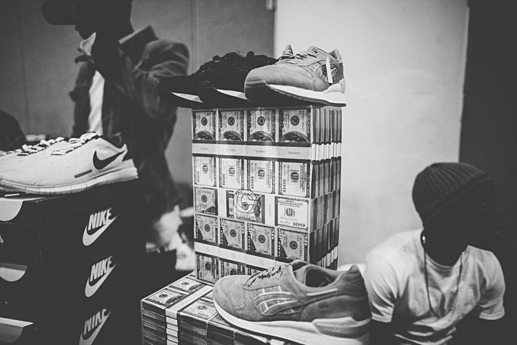 The release for these concepts were nuts this year Box Sneaker EyeEm Fashion Photography Fashion Style Mens Fashion Sneakers Sneakerhead  Miami Ft Lauderdale EyeEm Best Shots Black Blackandwhite Black And White B&w Dark Tones