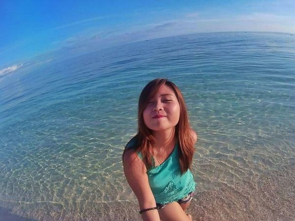 Beachy 2016 😍 My Year My View Sea Beach Beauty Water Summer Happiness Vacations Adventure Wanderlustph Fun Beauty In Nature Wanderlust Vacations Philippines Sand Swimming Island Islandlife Kalanggaman Island Leyte ★ Philippines ❤️