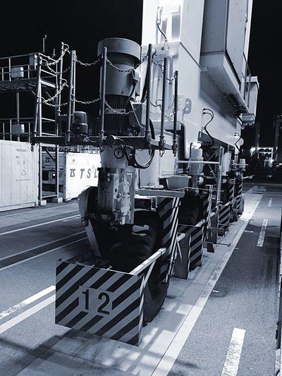 Crane Truck Container EyeEm Best Shots EyeEmBestPics EyeEm Blackandwhite Monochrome Eye Em Around The World Truck Enjoying Life Hello World