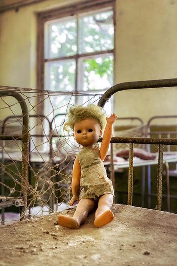 Forgotten doll