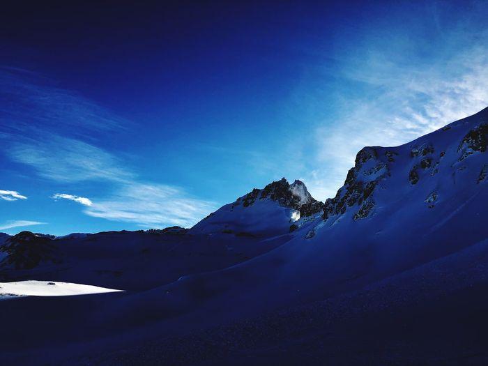 Swiss Alps Snow Valais Valdanniviers Grimentz Zinal Landscape Tranquil Scene Shades Of Winter The Great Outdoors - 2018 EyeEm Awards