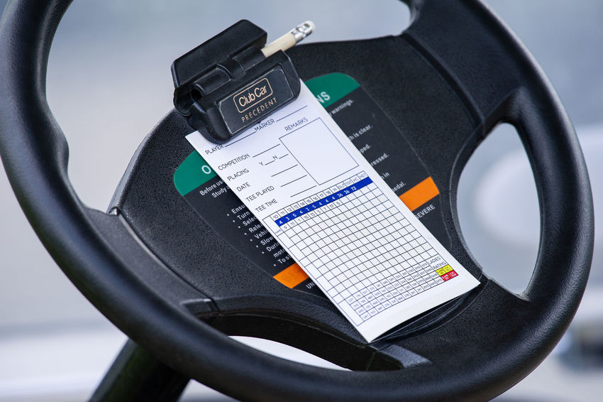 Golf Golfing Tee Tee Time Black Color Close-up Competition Equipment Game Golf Car Golf Club Player Remarks Still Life