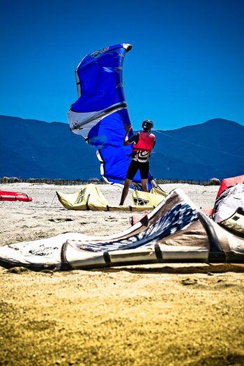 Blue Kitsurf Kitsurfing Mountain Surf Surfing Surfingphotography EyeEmNewHere