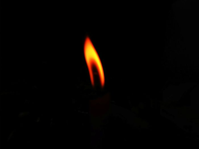 Burning Flame Heat - Temperature Night No People Black Background Close-up Outdoors Astronomy Neon Life Animal Wildlife Sommergefühle