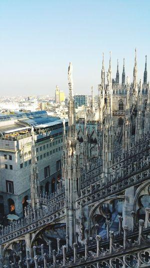 Milan Architecture Transportation