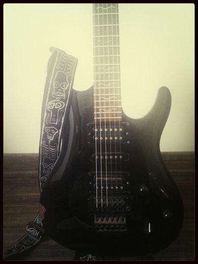 My guitar :) Ibanez Electric Guitar