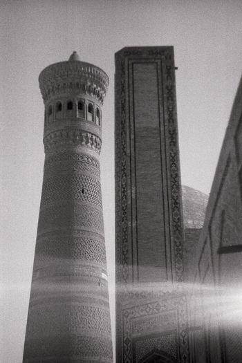 Analogue Photography Film Uzbekistan Ancient Architecture Travel Destinations