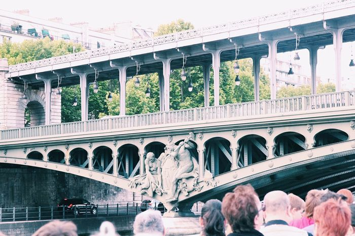 EyeEm Best Shots France Paris Traveling Lovely Place Vscocam Followme Canon550D Pont De Bir-hakeim ??