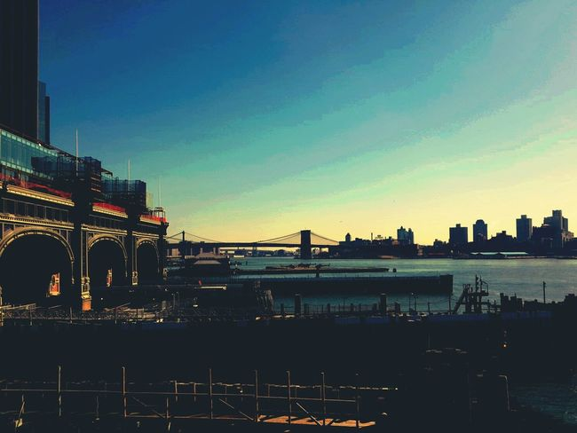 Staten Island Ferry Manhattan New York City
