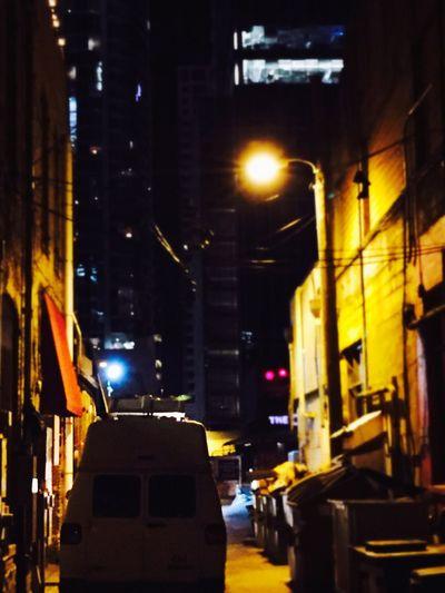 AlleyShots Nightphotography Austin Texas