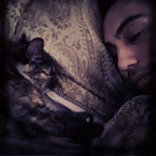 My Sleeping loves Cuddlepuddle